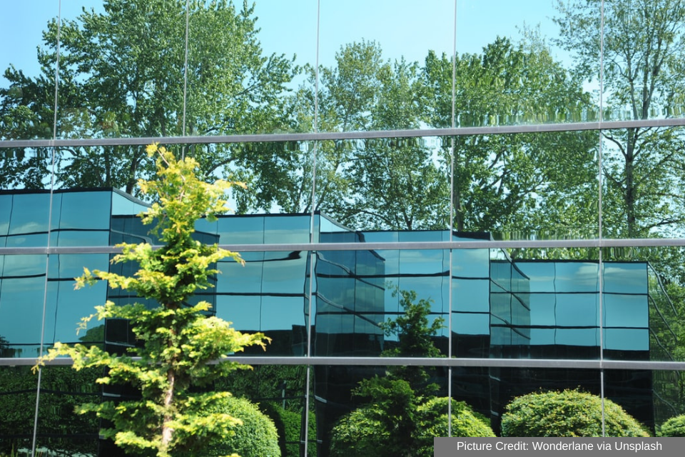 an example of green building design