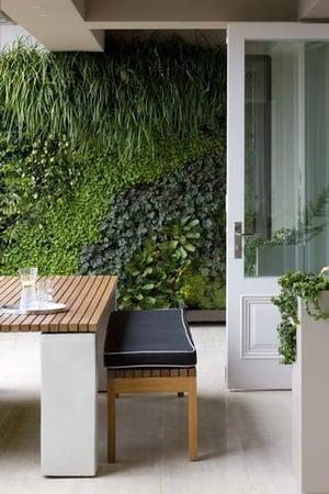 Growup vertical farming | decorative vertical garden inspiration