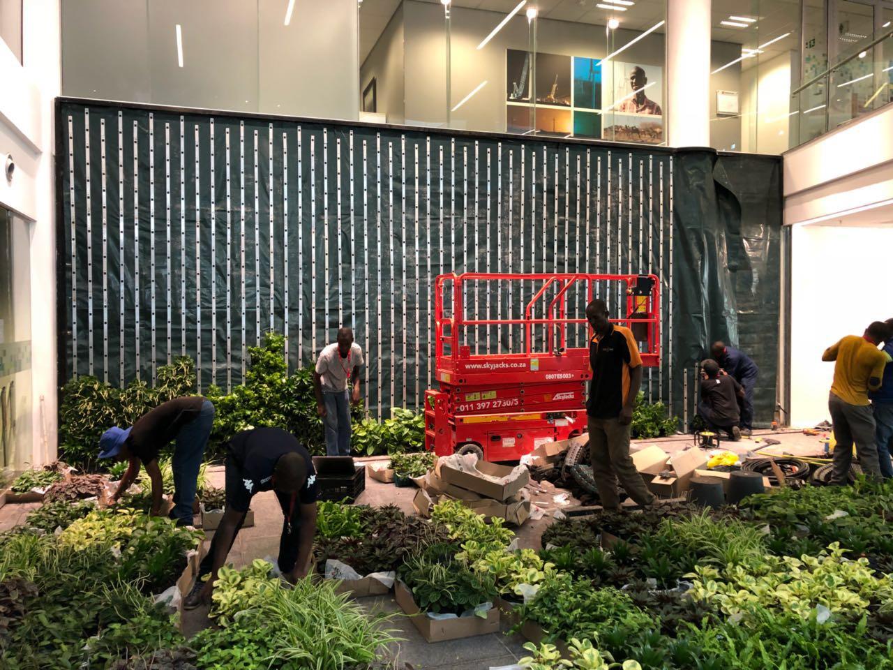 Offsite Planting