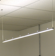 The Sunlite ST30 and ST40 are LED bar light